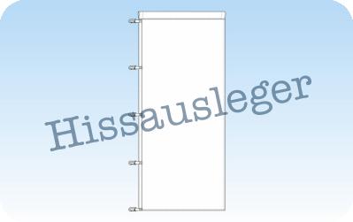 Hissausleger