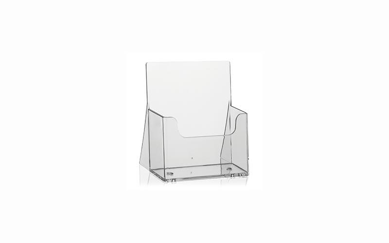 Aufsteller aus Acrylglas