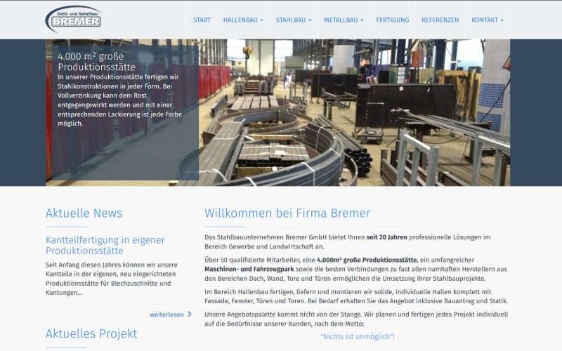 Bremer Stahlbau