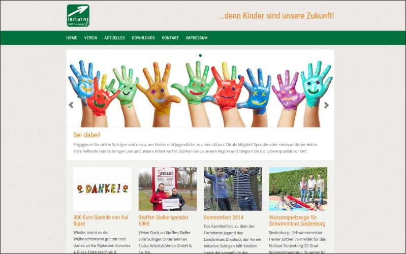 Initiative hilft Kindern