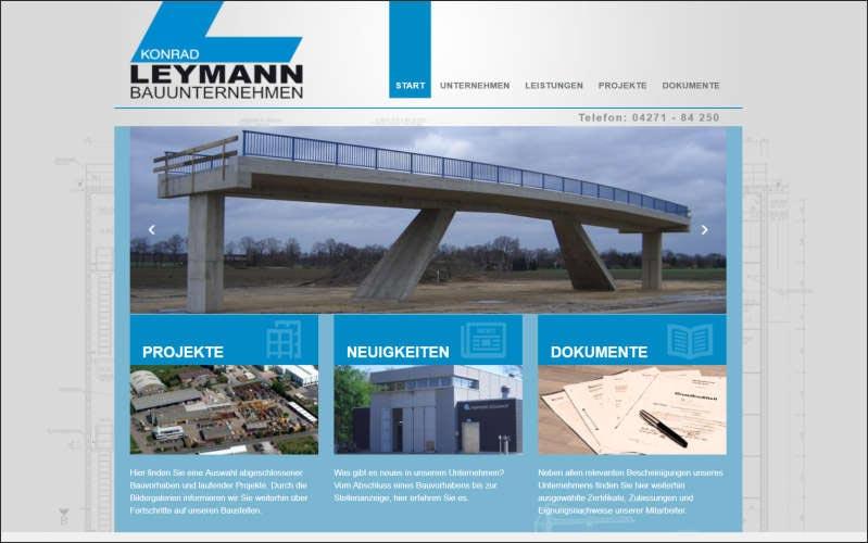 Leymann Bauunternehmen