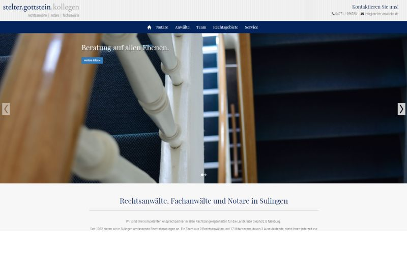 Stelter & Gottstein in Sulingen