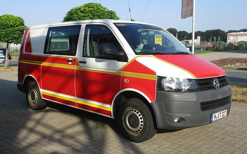 VW T6 von Exxon