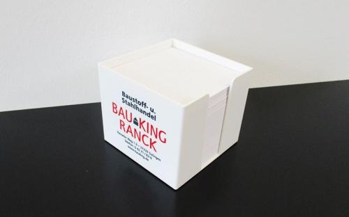 Zettelbox für Jeden